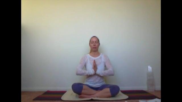 Kriya for the Lower Triangle